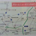 ドリ-ムニュ-タウン-ト6地図